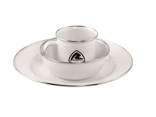Robens Tongass Enamel Set Single